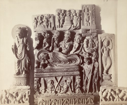 Buddhist sculptures from the Swat Valley 10031163